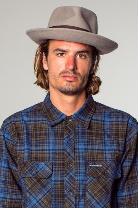 Brixton Swindle Fedora Natural in the group Men   Headwear   Hats at  Sivletto - Skylark 7e9ba4791fd