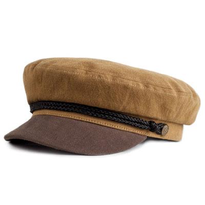 Brixton Fiddler cap copper dark brown in the group Men   Headwear   Sailor  hats · Brixton ... 44cc15702028