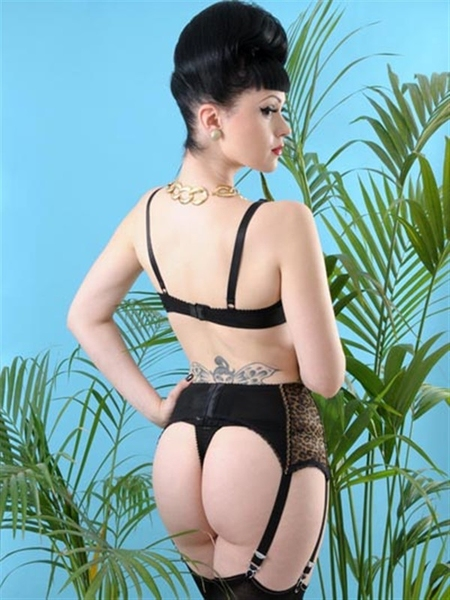9b545772e89 What Katie Did - Josephine Suspender Belt. Josephine Suspender Belt in the  group Clearance   Women at Sivletto - Skylark AB (w2866
