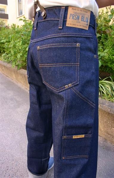 rockabilly kläder jeans