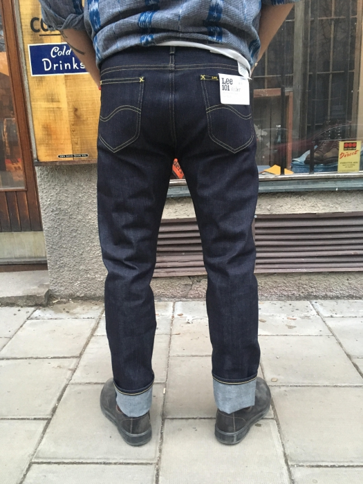 classic fit lowest price new photos Lee - Lee 101 Rider Dry