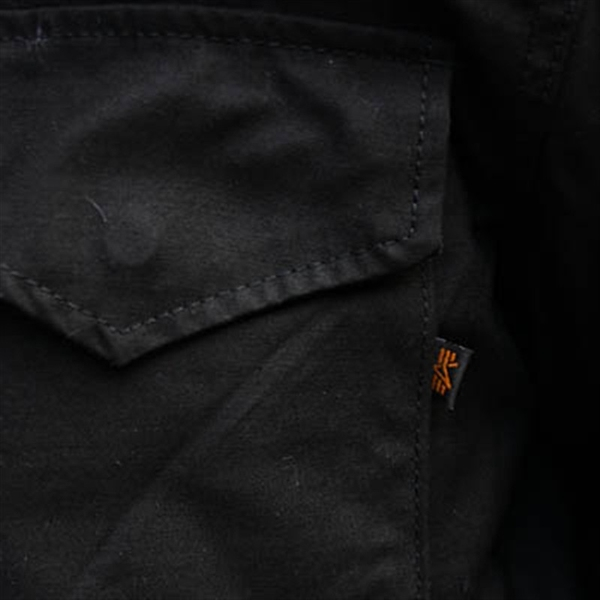 Alpha Industries Inc. M 65 Field Jacket Black | Sivletto