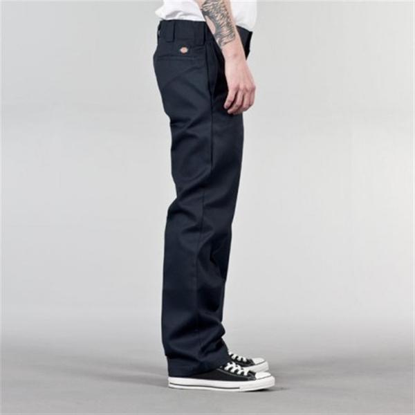 Dickies 873 Slim Straight Work Pant Dark Navy Sivletto