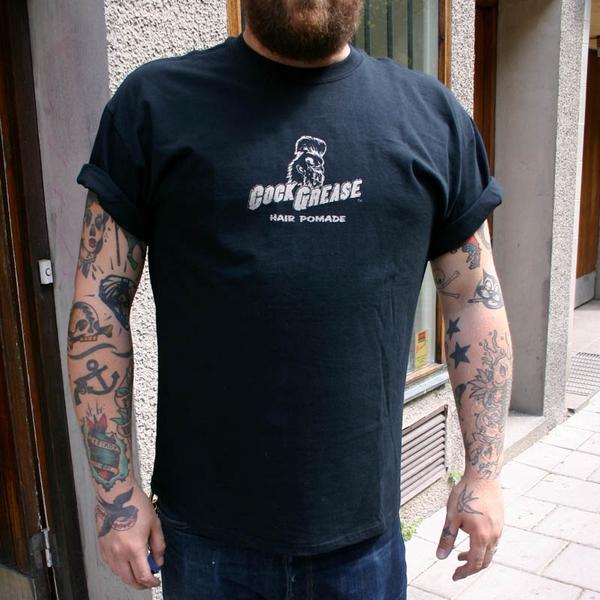 Muscle Tshirt Cock