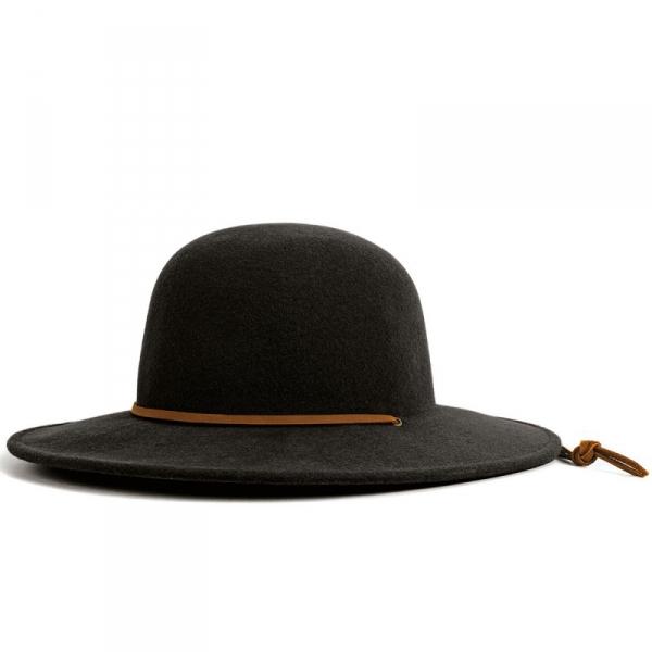 c99a3f94587 Brixton Tiller Black hat in the group Men   Headwear   Hats at Sivletto -  Skylark