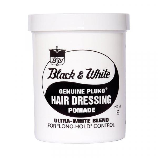 Black White Genuine Pluko 200ml