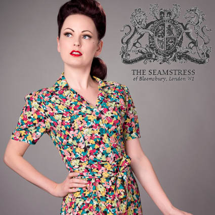 The Seamstress of Bloomsbury - Sivletto