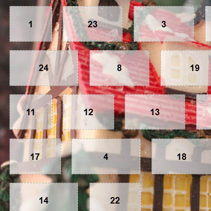 Sivletto advent calendar