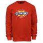 Dickies Harrison Crew Fiery red