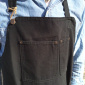 Dickies Apron Black